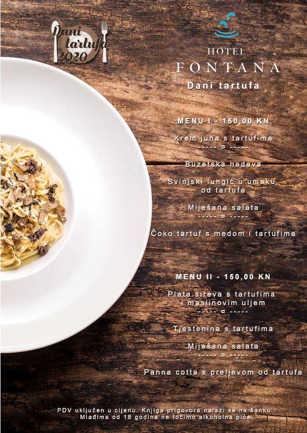FIT menu hotelfontana