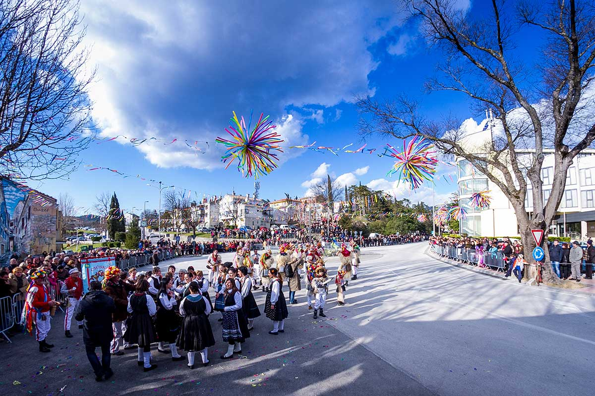 The Buzet Carnival